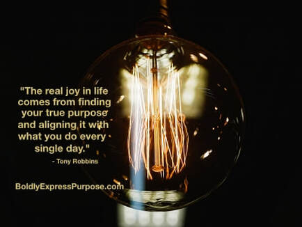 boldly express purpose- leadership coach