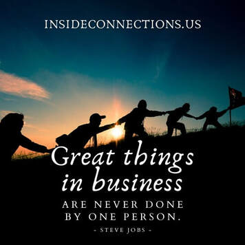 Great things in business, InsideConnections.us