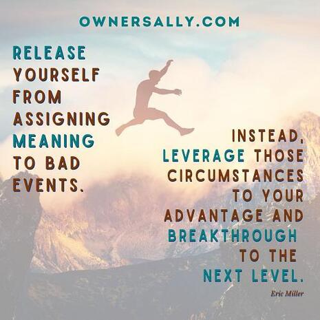 Release Yourself From Assigning Meaning, ownersally.com