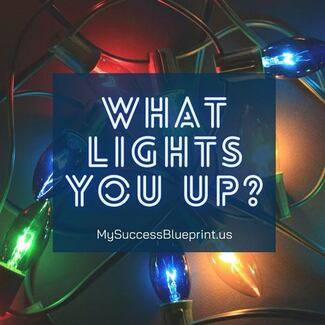 #EricMiller, #MySuccessBlueprint.  What lights you up, Mysuccessblueprint.us