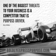 boldly express your purpose.com- Eric Miller Leadership coach