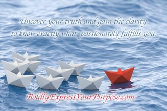 boldly express your purpose, leadership coaching